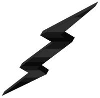 zeus lightning bolt symbol - photo #20